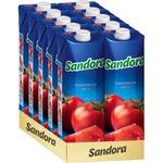Сок Sandora томатный с солью 0,95л - купить, цены на Фуршет - фото 2