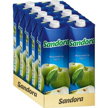 Сік Sandora яблучний 950мл - купити, ціни на Фуршет - фото 2