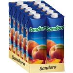 Нектар Sandora персиковый 0,95л - купить, цены на Novus - фото 2