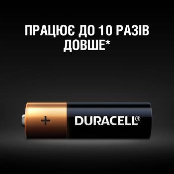 Батарейки Duracell АА щелочные 4шт - купить, цены на Ашан - фото 4