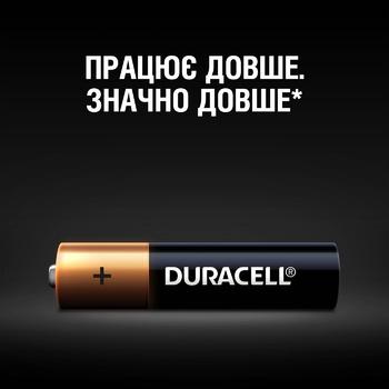 Батарейки Duracell AAA лужні 4шт - купити, ціни на ЕКО Маркет - фото 2