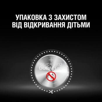 Батарейка Duracell 3V 2032 2шт - купить, цены на Ашан - фото 5
