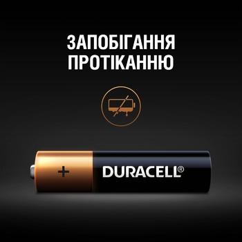 Батарейки Duracell AAA щелочные 2шт - купить, цены на Ашан - фото 2
