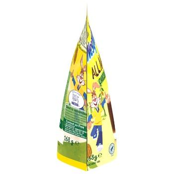 NESTLÉ® NESQUIK® ALL NATURAL chocolate flavour milk powder 168g - buy, prices for Auchan - photo 5
