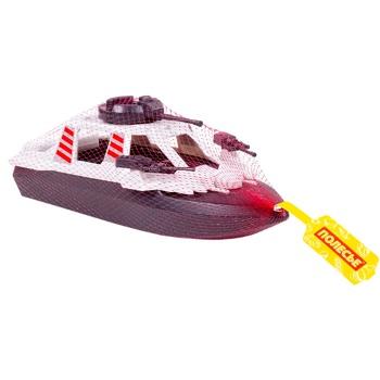 Іграшка Polesie катер прикордонний - купити, ціни на МегаМаркет - фото 2