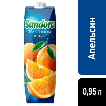 Sandora Orange Juice 0,95l - buy, prices for CityMarket - photo 4
