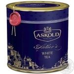 Tea Askold white loose 80g