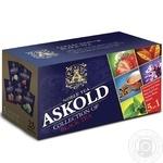 Чай черный Askold Assorti 25*2г