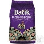 Tea Batik black loose 100g vacuum packing Ukraine