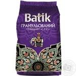 Tea Batik black loose 250g vacuum packing