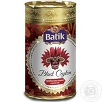 Batik Platinum Black Tea
