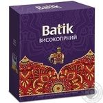 Batik high grown black tea 100pcs 1,5g
