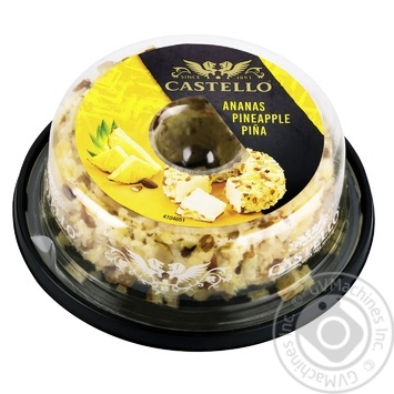 Arla Castello With Pineapple Cream Cheese 65% - buy, prices for Novus - image 1