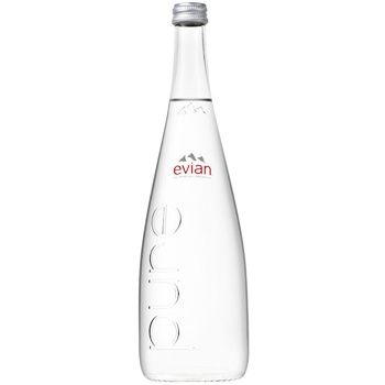 Evian mineral water non-aerated 750ml - buy, prices for Furshet - image 1