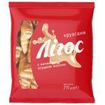 Ligos Croissant with condensed milk 210g