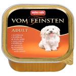 Корм Animonda Vom Feinsten Adult Кролик влажный для собак 150г