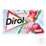 Dirol X-fresh freshness of watermelon chewing gum 18g
