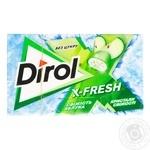Dirol X-fresh freshness of apple chewing gum 18g