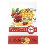 Бальзам для губ Colour Intense Lip Balm журавлина та мед 5г