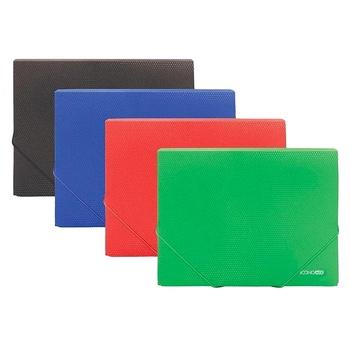 Папка Economix пластиковая для документов В5 в ассортименте - купить, цены на МегаМаркет - фото 1