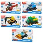 Iblock Toy Construction Transport PL-920-19