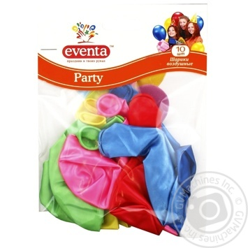 Balloon Eventa for parties - buy, prices for Novus - image 3