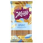 Ірис Жайвір Вершковий 150г - купити, ціни на Метро - фото 1