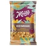 Козинак Жайвир Арахисовый с воздушным рисом, облепихой и медом 120г