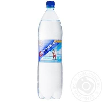 Вода Свалява сильногазированная лечебно-столовая 1,5л - купить, цены на Novus - фото 1