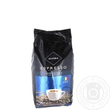 Кофе Rioba в зернах 100% Арабика 3кг - купить, цены на Метро - фото 1