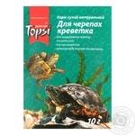Корм Topsi Креветка для черепах 10г