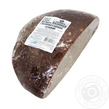 Хліб Зерновий житньо-пшеничний 400г - buy, prices for Auchan - photo 1