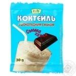 Коктель Эко Солодка хвиля молочний шоколадний 30г