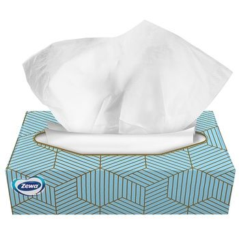 Zewa Softis Napkins cosmetic 4 layers of 80 pieces - buy, prices for CityMarket - photo 2
