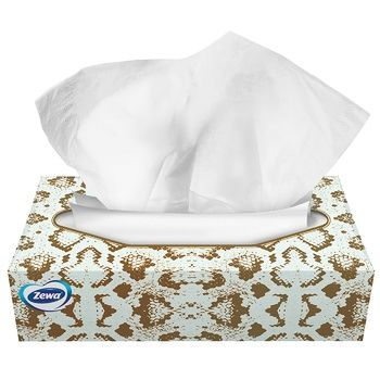 Zewa Softis Napkins cosmetic 4 layers of 80 pieces - buy, prices for CityMarket - photo 5