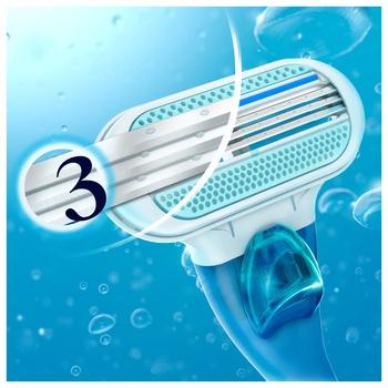 Картриджи для бритья Gillette Venus сменные 2шт - купить, цены на Ашан - фото 2