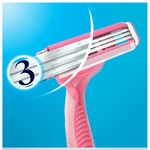 Simply Venus 3 Disposable Razors 4pcs - buy, prices for EKO Market - photo 6