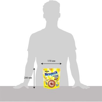 Какао-напій NESTLÉ® NESQUIK® OPTI-START швидкорозчинний 380г - купити, ціни на CітіМаркет - фото 4