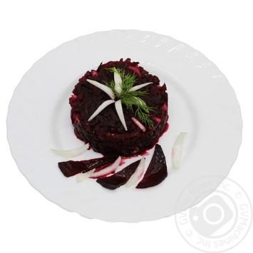 Салат з буряка ваговий - купити, ціни на Ашан - фото 1