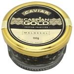 Caspian Gold Imperial Black Caviar 100g