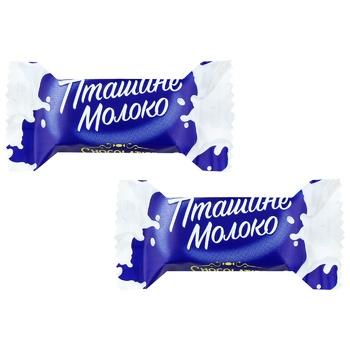 Конфеты Chocolatier Птичье молоко