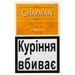 Цигарки Chapman Vanilla 20шт - купити, ціни на Ашан - фото 1