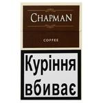 Сигареты Chapman Coffee 20шт - купить, цены на Novus - фото 1