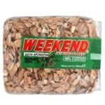 Weekend Flavored Wood Chips 400g