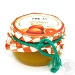 Джем P.Listo апельсиновый 140г