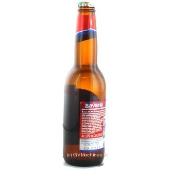 Пиво Bavaria светлое безалкогольное 0,33л - купить, цены на МегаМаркет - фото 2