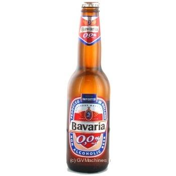 Пиво Bavaria светлое безалкогольное 330мл Голландия