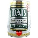 Lager Dab Original 5%alc 5000ml