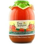 Juice Bon kherson! vegetable 3000ml glass jar Ukraine