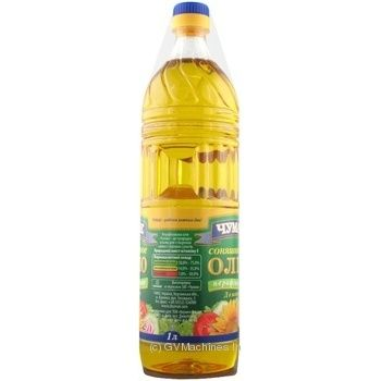 Chumak Domashnia Unrefined Sunflower Oil - buy, prices for Novus - image 2